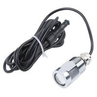 luces marinas bajo el agua al por mayor-a prueba de agua led Barco marina Drain Plug LED 9W azul Luz subacuática NUEVO Simple de instalar