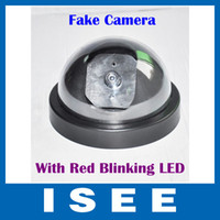 Wholesale Cctv Dvr For Sale - Big sale Hottest Emulational Fake Decoy Dummy Security CCTV DVR for Home Camera with Red Blinking LED Free Shipping