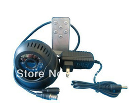 12v cmos Canada - 12v TF card VGR640 * 480 IR Indoor Dome Camera CCTV security surveillance camera, free shipping