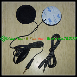 Wholesale Gps For Motorbikes - Wholesale-Motorbike Motorcycle Helmet Speakers Earphone Headphone for MP3 MP4 GPS Cellphone Mobilephone