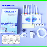 Wholesale Dental Irrigator Jet - Cheap High Quality Dental water floss oral irrigator Jet Interdental Brush Tooth Dental Floss For Teeth Toothbrush Free Shipping