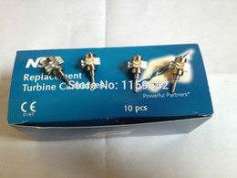 Wholesale Dental Turbine Cartridge - T104 NSK High speed air turbine handpiece PANAMAX NSK High speed dental turbine handpiece Cartridge NPA-SO3