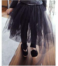 Wholesale Veil Leggings - wholesale(5pcs lot)- 2015 child girl perfect all-match veil Leggings SKIRTS