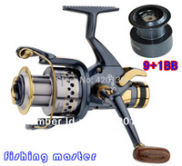 Wholesale Bait Runner Reels - superior bait runner reels , aluminium spinning fishing reels , SW5000 9+1 ball bearings free shipping