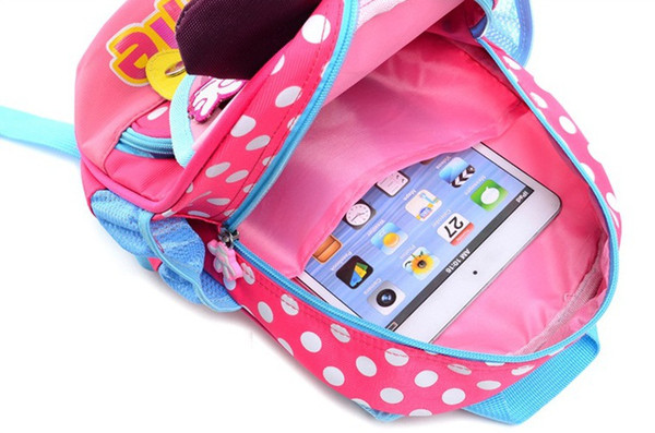 2015 Brand Design Children'S Mickey Minnie Mouse Cute Backpacks ...