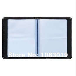 Wholesale Cheap Passport Cases - Wholesale-Free Shipping cheap fashion 5790 New travel leather business card case credit card travel passport card bag holder 72 slots