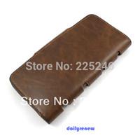 Wholesale Dropshipping Flip Case - Wholesale-DropShipping New Cowboy Card Case Bag 2 Style Purse Center Flip Leather Mens Bifold Wallets JX0004