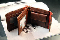 Wholesale Design Promotion Gift - Wholesale-2015 Brand Design Men's High Quality PU Wallet Fashion Purse High Quality Wallets for Men,Promotion Gifts,ZX-D1203-30