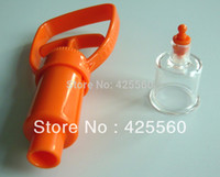 Wholesale Snake Bites - Wholesale-2 Pieces Vacuum Pump Emergency First Aid Supplies Venom Protector Snake Bite Venom Extractor Free Shipping