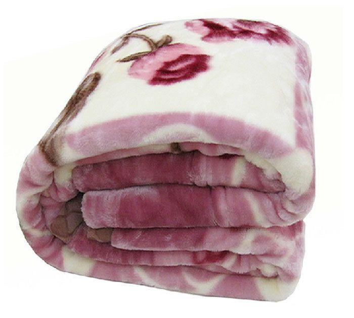 winter blanket bed sheets raschel blanket double layer. Black Bedroom Furniture Sets. Home Design Ideas