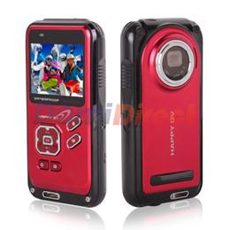 Wholesale Digital Video Camera Camcorder Waterproof - Cheapest! HD200 camera waterproof 2.0'' lcd 1080p 16mp 4x hdmi video recorder sport dv mini camcorders for digital hd camera