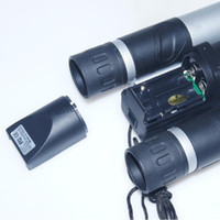 Wholesale Digital Video Camera Binoculars - Free Shipping 5X Digital Camera Binocular+PC Camera+Digital Video 4 in 1 A38