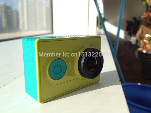 Original Xiaoyi Action Camera XIaomi Yi Sport Camera 16MP 1920x1080p 1010mAh WIFI Bluetooth 4.0 Standart Travel edition and Gift