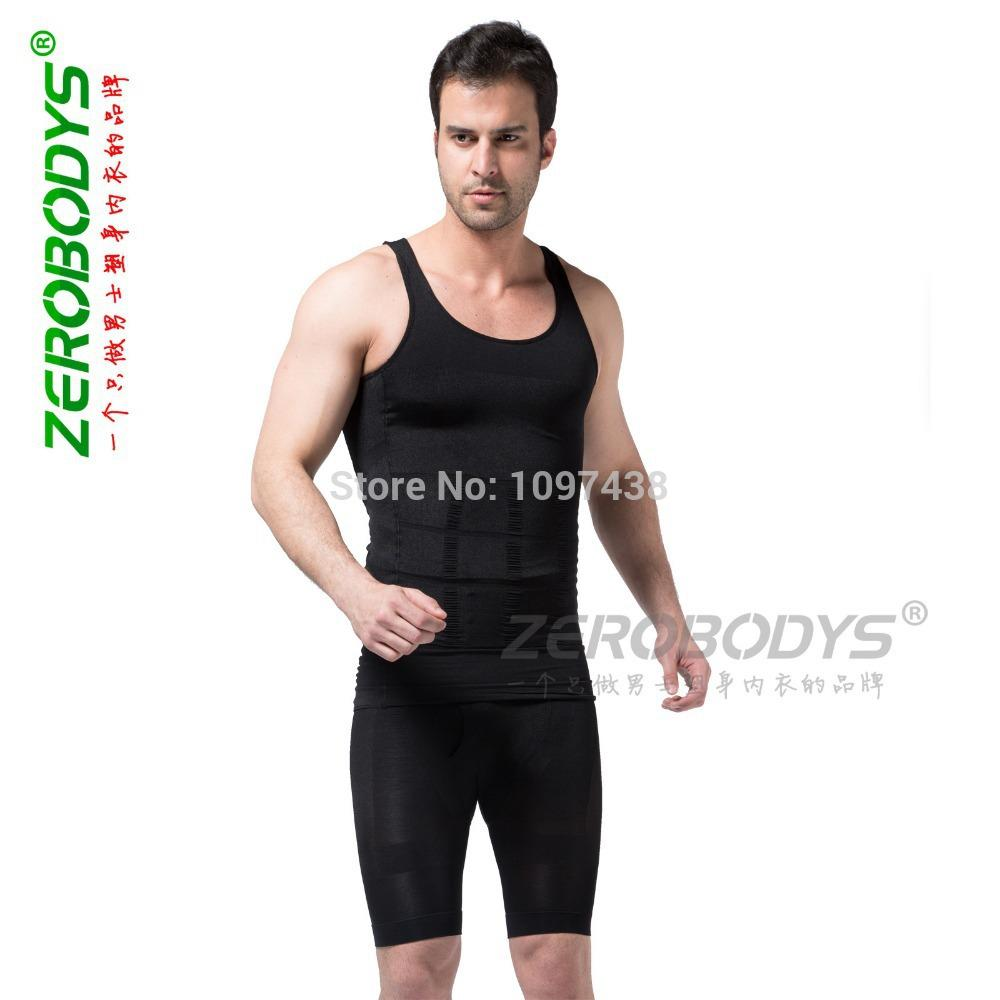 274509a490 Black Corset Men Underwear Mens Spandex Bodysuit 2015 Vest Body ...