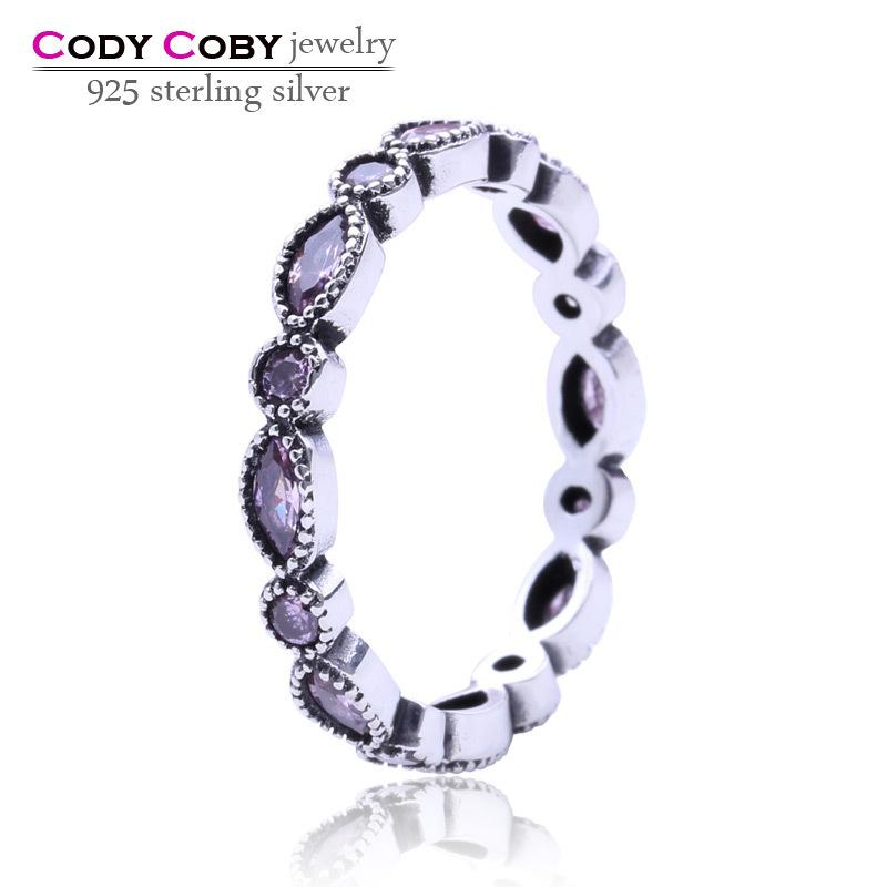 0518a19f2 pandora eternity ring pink cz sterling silver - London's Car Clubs