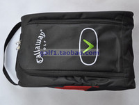 Wholesale Material Shoe Bags - Free shipping Brand New Golf Shoes Bags, Golf Shoes Package, High-grade Nylon Material, Light and Practical 3 Colors
