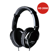 Wholesale Takstar Dj Headphones - TAKSTAR HD2000 headset music monitor's dj earphones Free Shipping Audio Mixing Recording Professional Monitor Headphones