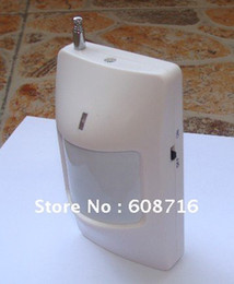 Wholesale 315mhz Window Sensors - Wholesale-Gualanteed 100% wireless infrared sensor 315mhz or 433MHZ