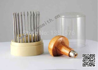 Wholesale Chinese Beading Tools Set of Mosaic engraving accessories bead making and jewelry engraving tools