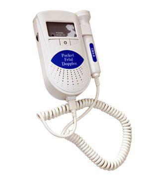 Contec New Fetal Doppler Baby Heart Monitor For Pregnant Woman Heart