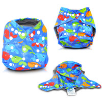 Wholesale Diaper Guard - Babyland bamboo charcoal cloth diapers,reusable diapers,reusable nappies,baby training pants,good leaking guards