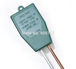 Wholesale Moisture Tester For Soil - 1pcs Garden 3 in 1 Soil Water Moisture Light Test Meter PH Tester for Plant Flower