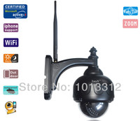 Wholesale Easyn Dome - EasyN 3X optical Zoom IP camera Wireless wifi Camera with Pan Tilt, outdoor dome waterproof Freeshipping