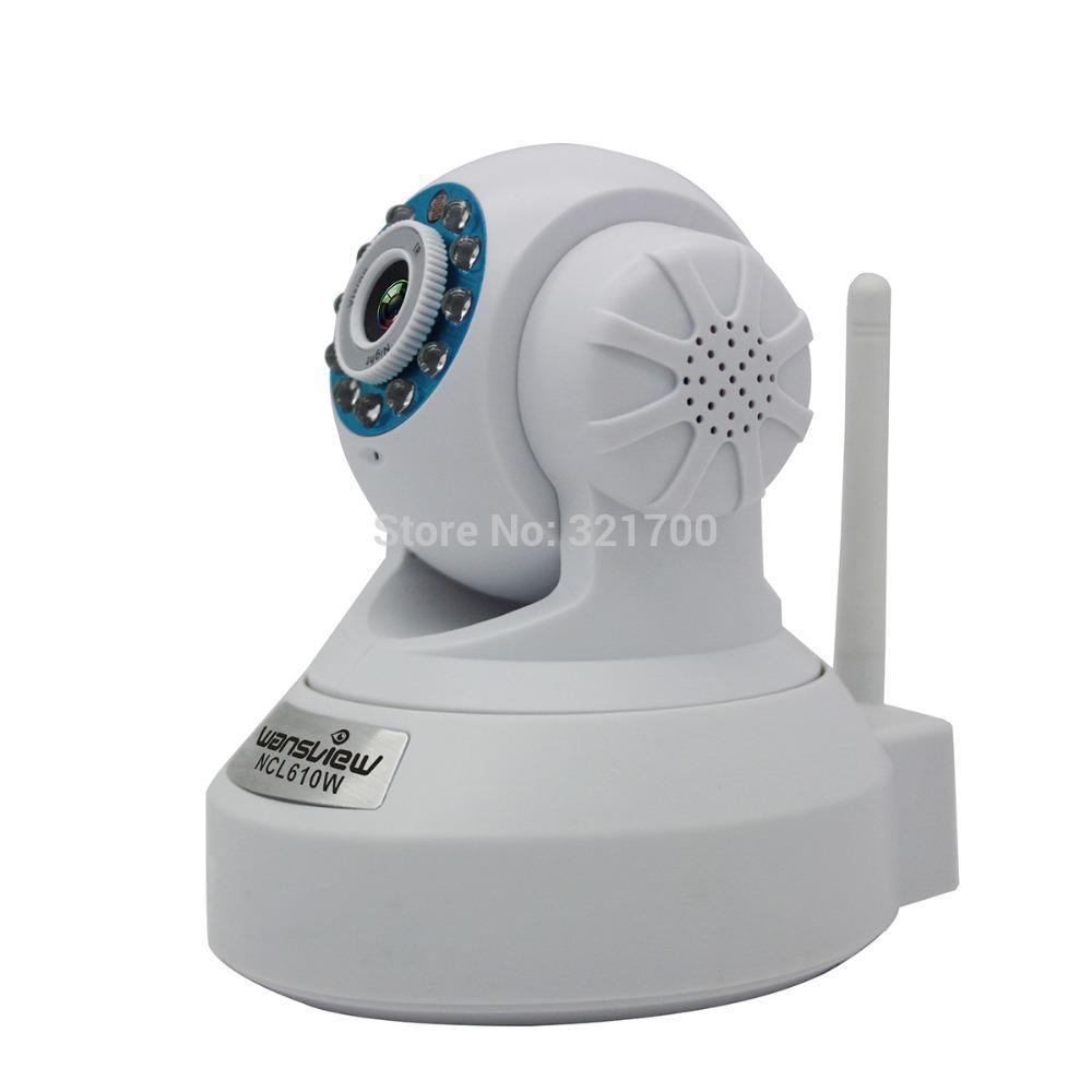 2018 Wansview Ncl610w P2p Plug&Amp