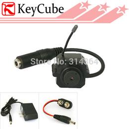 Wholesale Mini Color Cams - Mini wireless Camera 2.4GHZ Wireless Color Camera Small CCTV Cam C203 US EU AU UK Free Shipping