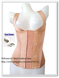 Summer Magic Body shaper Tight Tops Sexy Women Steel Boned Magic Body  Shapers Corsets Body Shaping Vest Waist Shaper Underbust d8c2990e6
