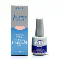 Pro 14ml 0,5 once Nail UV Topcoat Gel intenso Seal Gel non -Cleansing Elimina lucidatura Top Coat gel Nail Faster Primer Strumenti