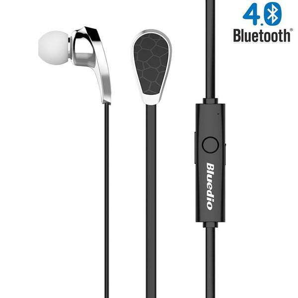 Bluedio N2 Bluetooth V4.1 Auriculares inalámbricos auriculares deportivos Bluetooth para iPhone Samsung LG HTC