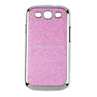 Wholesale Galaxy S3 Unique Cases - 1 PCS Bling Diamond Unique Design Hard Plastic Case Cover For Samsung Galaxy S3 New Free Shipping