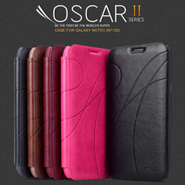 Wholesale Oscar Ii - Kalaideng oscar II series leather pu case cover for Samsung Galaxy Note 2 N7100 note ii wallet cases free shipping wholesales
