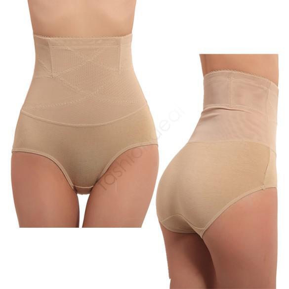 c558d36b62a1c Womens Body Shapers Abdomen In Brief Slimming Underwear Panties ...