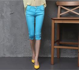 Discount Summer Capri Pants Women Sizes   2017 Summer Capri Pants ...