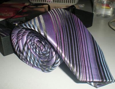 Silk Tie Set Slips + Hanky + Manschettknappar Tie Manschettknappar, Slipsar, Manschettknapp 4 st Set / # 1309