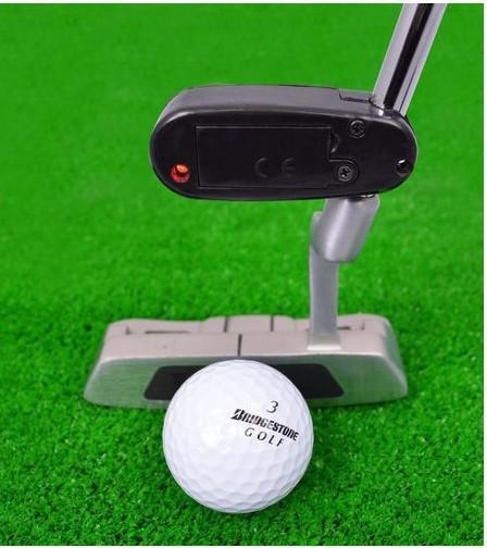 مضرب الغولف دليل مؤشر الأشعة تحت الحمراء لوضع الأندية الخضراء
