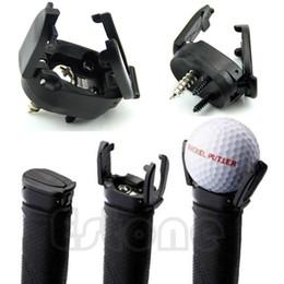 Wholesale Golf Retriever - 1pc Putter Ball Grabber Golf Ball Pick-Up High Quality Retriever Golf Accessories