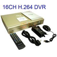 Wholesale Stand Dvr 16 - 16 channel H.264 stand alone dvr,16ch mobile dvr cctv security dvr