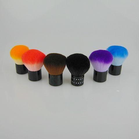 Optional Brushes makeup Nylon Hair Brush Kabuki Brush Mushroom-shaped brushes