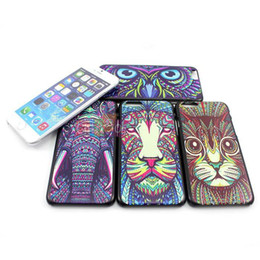 Wholesale Iphone Tribe - 2016 New Fashion Tribe Vintage Style Pattern Hard Phone Skin Case Cover Proctetive Shell For Iphone 6 6G 4.7inch Air