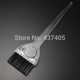 Wholesale Pro Plastic Salon Hair Bleach Tint Perm Application Dye Coloring Brush Comb