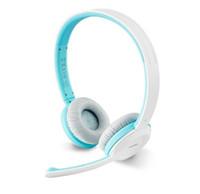 Wholesale Digital Stereo Headphones - Rapoo H8030 Wireless Stereo Headset Digital Audio Microphone Headphones NANO Recever Gaming Earphone For Windows MAC PC Gamer