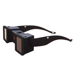 Venta al por mayor de Mini 3D Stereo Viewer Stereoscope 3D Película Gafas