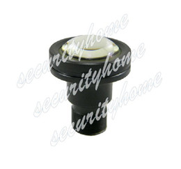Wholesale Illumination For Cameras - 1 3 Security 6mm Low Illumination Board lens for CCTV Camera F1.2