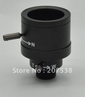 F1.5 4-9.0mm CS Mount manual Iris Varifocal Lens CCTV