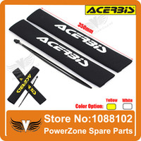 Wholesale Dirt Bike Shock Absorber - ACERBIS Front Fork Shock Absorber Cover Protector Guard Wrap Cover Set for Motorcycle Dirt Pit Bike Free Shipping