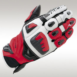 Wholesale Gloves Cool - Super Cool! 2015 Latest Japan's Top RS TAICHI 400 Genuine Leather racing gloves motorcycle gloves Free Shipping