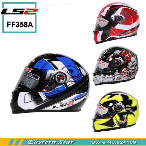 Acheter Date Ls2 Ff358 Un Casque Intégral Moto Racing Urbain Visage